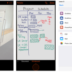 Office Lens – Le scanner de document par APN disponible en beta sur Android