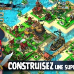 Plunder Pirates – Le concurrent de Clash of Clan par Rovio Stars