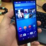 Sony Xperia Z4 de nouvelles photos disponibles
