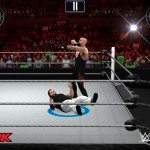 2K annonce le développement du jeu de catch WWE 2K