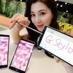 LG annonce son G Stylo – 5.7 pouces et un stylet