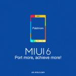 MIUI 6 – La rom alternative disponible pour 38 terminaux