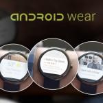Android Wear 5.1 en cours de déploiement