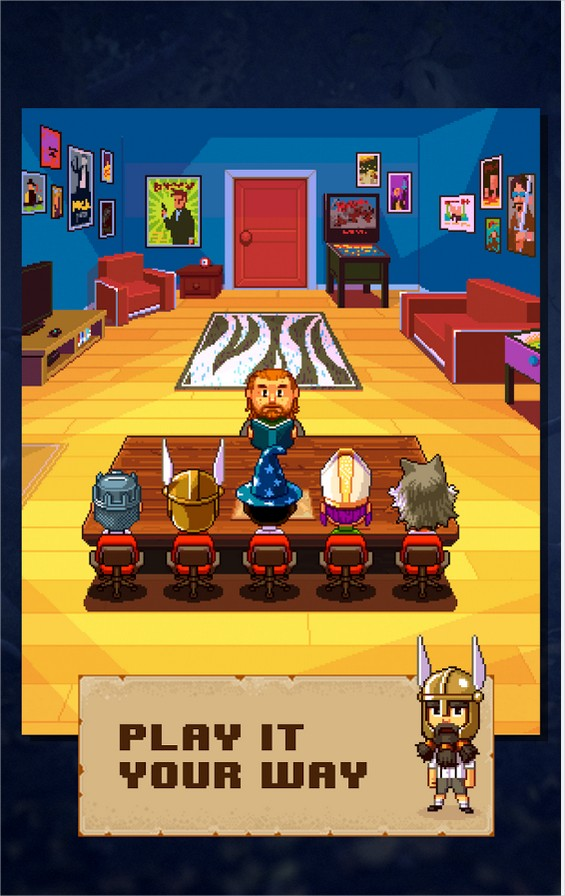 Knights of Pen Paper 2-android-france-01