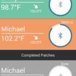 TempTraq propose un sticker connecté pour surveiller la température de votre bébé
