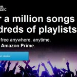 Amazon Prime Music le service de streaming débarque en Angleterre