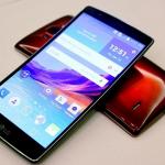 LG G Flex 3 caractérisitques et disponibilité