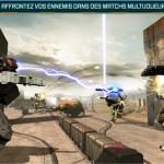 Walking War Robots – Dominez le champ de bataille avec votre monstre de métal