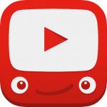 Youtube kids mise à jour disponible