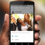 Facebook Messenger  bientôt une nouvelle fonctionnalité le partage de photo via la reconnaissance faciale