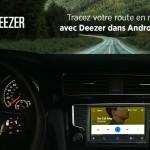 Deezer – Désormais compatible avec Android Auto