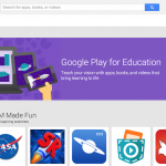 Le Service Google play for education bientôt au placard ??
