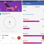 Google fit mise à jour en Version 1.57