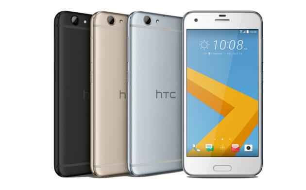Le HTC One A9s est désormais officiel mais pas exceptionnel