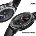 Samsung Gear S3 disponible en novembre