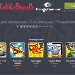 Humble Mobile Bundle HandyGames est disponible