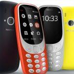 Nokia 3310 – Le retour de l'emblématique ?