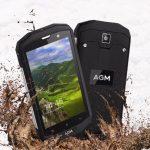 AGM A8 – Le smartphone ultra résistant avec la norme IP68