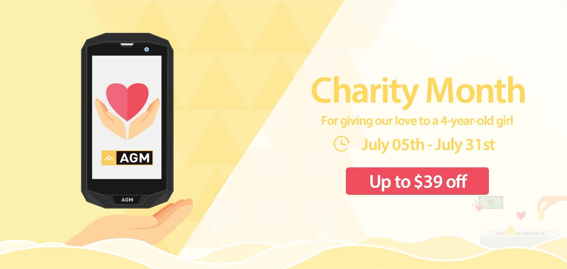 AGM mois charité
