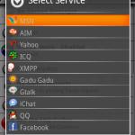 Palringo: la messagerie instantanée multi-protocole