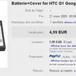 HTC Dream: triplez votre autonomie avec moins de 13 euros