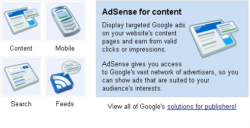 Welcome to AdSense - Mozilla Firefox