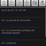 Acast – Gérez vos Podcasts sur votre HTC Magic ou HTC Dream sous Android
