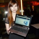 Une démonstration du Netbook Acer Aspire One sous Android (Firefox inclu)