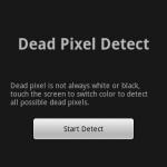 Dead Pixel Detect – Détéctez les pixels défecteux de votre HTC Dream ou HTC Magic