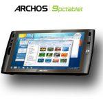 Archos – 9pctablet en video et un PMP sous Android pour Septembre