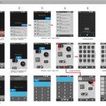 La nouvelle interface utilisateur du Meizu M8 3G nous oriente aussi vers Android
