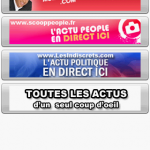 "L'application Officielle du Flux ""Morandini"""