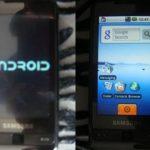 le Samsung Omnia i900 tourne sous Android