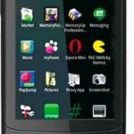Surprise de la part de SciPhone qui sort un véritable Android, le N12