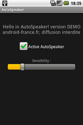AutoSpeaker-android-france