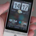 Une vidéo décente du déballage du HTC Hero avec le test de HTC Sense