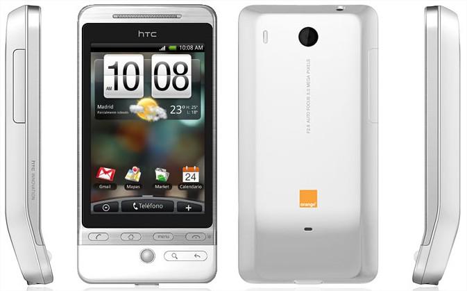 Hero HTC CONTRATO. Mviles Tienda Mvil - 2