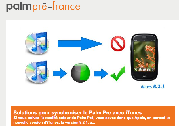 Palm Pre France_1248624548100