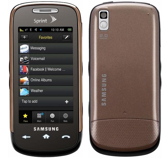Samsung InstinctQ M900 foto grande 2 | Cellulari Tecnocino_1247428214702