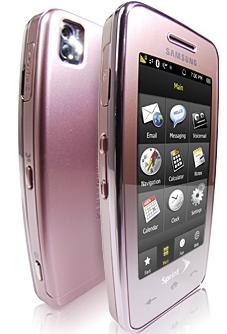 Samsung InstinctQ M900 foto grande | Cellulari Tecnocino_1247428160216