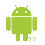 Quels seront les évolutions d'android 2.0 (Eclair) ?