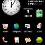 Smartphone France vous propose son nouveau Firmware V 2.0 pour HTC Magic en Beta Test