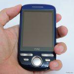 HTC Click – Vidéo sous Android Donut et photos en hautes définitions