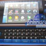 Motorola Morrison – La liste complète des Spécifications