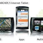 Le MID Archos 5 Internet Tablet est disponible à la vente