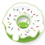Nouveauté pour les développeurs dans la version 1.6 du sdk d'android-donut