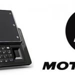 Le Motorola Sholes deviendrait le Motorola Tao selon le FCC ?