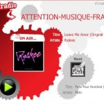 L'application SFR Music avec un abonnement Orange