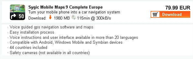 Sygic Mobile Maps - How to buy - Mozilla Firefox