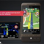 Le logiciel de navigation Sygic disponible pour Android